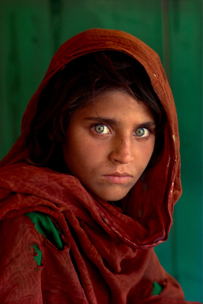Ragazza Afgana ©Steve McCurry